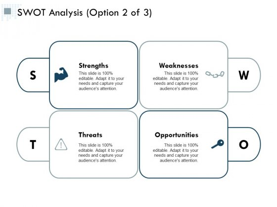 Swot Analysis Strategy Ppt PowerPoint Presentation Icon Microsoft