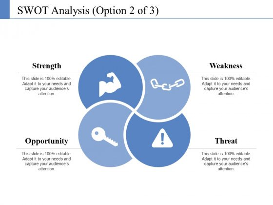 Swot Analysis Template 1 Ppt PowerPoint Presentation Outline Professional