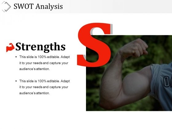 Swot Analysis Template 2 Ppt PowerPoint Presentation Inspiration Example Introduction