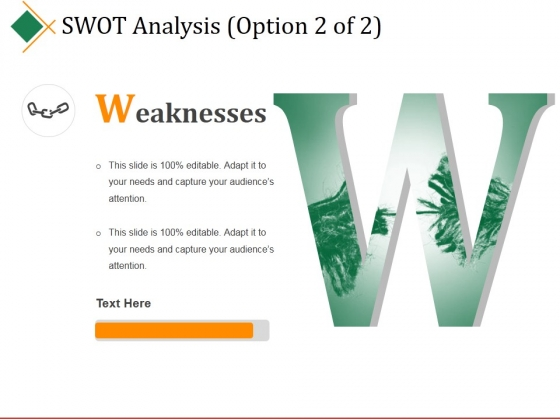 Swot Analysis Template 2 Ppt PowerPoint Presentation Model Clipart Images