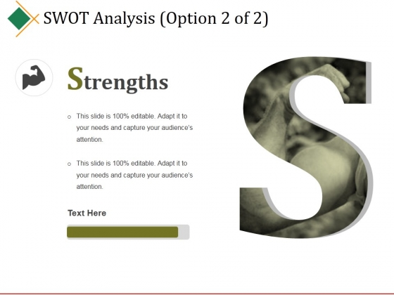 Swot Analysis Template 5 Ppt PowerPoint Presentation Inspiration