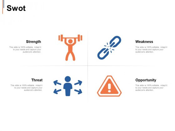 Swot Strength Weakness Ppt Powerpoint Presentation Layouts Vector