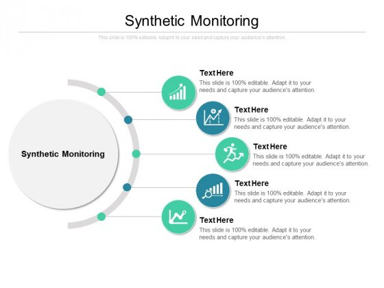 Synthetic Monitoring Ppt PowerPoint Presentation Gallery Sample Cpb