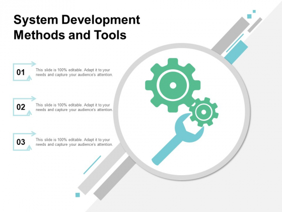 System Development Methods And Tools Ppt PowerPoint Presentation Gallery Graphics Template