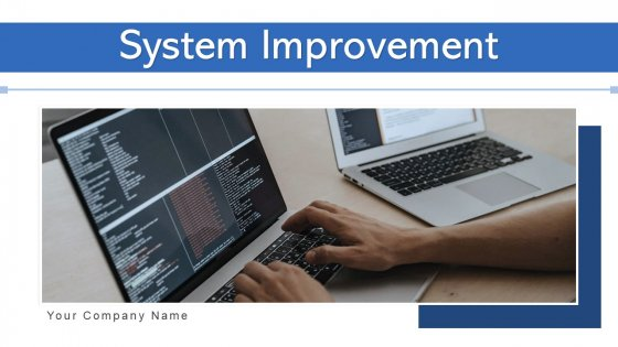 System Improvement Resources Goal Ppt PowerPoint Presentation Complete Deck With Slides