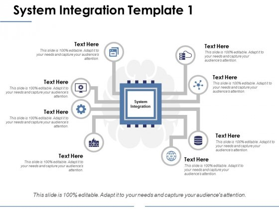 System Integration Template 1 Ppt PowerPoint Presentation Show Shapes