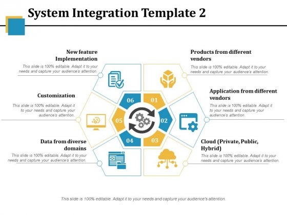 System Integration Template 2 Ppt PowerPoint Presentation Show Background Image
