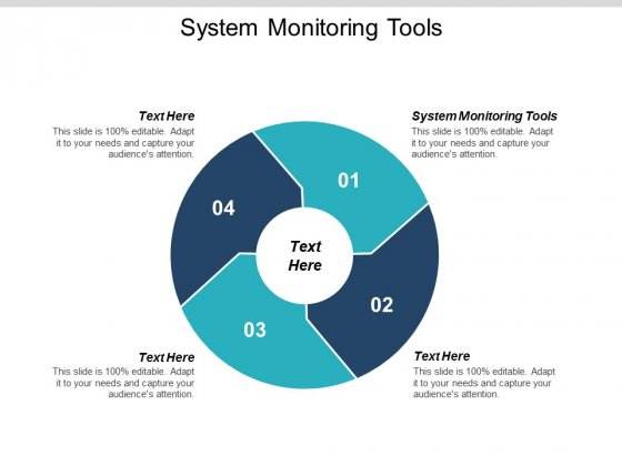 System Monitoring Tools Ppt PowerPoint Presentation Infographic Template Ideas Cpb