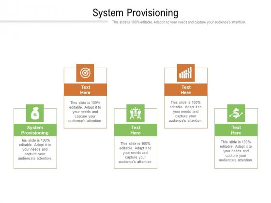System Provisioning Ppt PowerPoint Presentation Styles Structure Cpb Pdf
