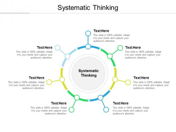 Systematic Thinking Ppt PowerPoint Presentation Styles Styles Cpb