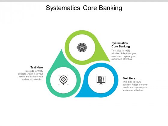 Systematics Core Banking Ppt PowerPoint Presentation Inspiration Example Cpb Pdf