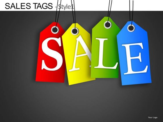 Sale Tags Pricing Icons PowerPoint Slides Editable PowerPoint Templates