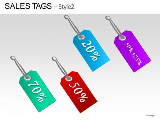 Sales Discounts Tags 2 PowerPoint Slides And Ppt Diagram Templates