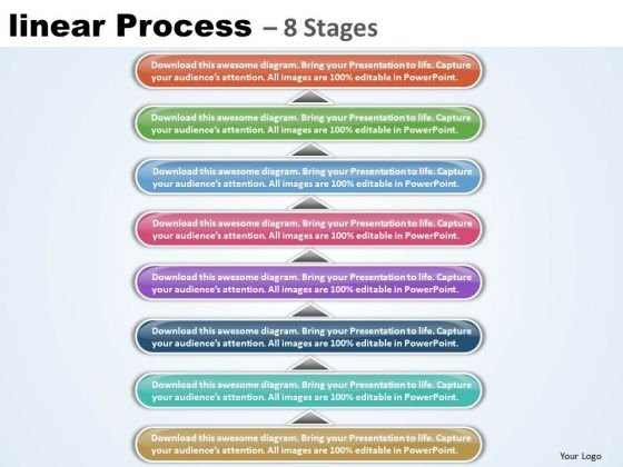 Sales Ppt Template Non Linear PowerPoint Examples Process 8 Phase Diagram 1 Design