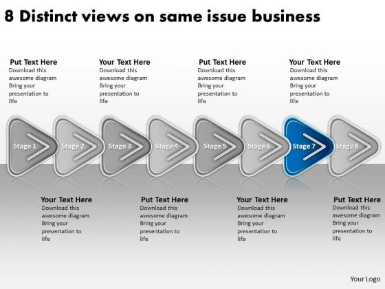 Same Issue New Business PowerPoint Presentation Chiropractic Plan Templates