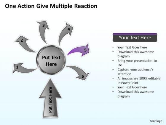 Sample Business Organizational Chart Reppt Slides Diagrams Templates PowerPoint