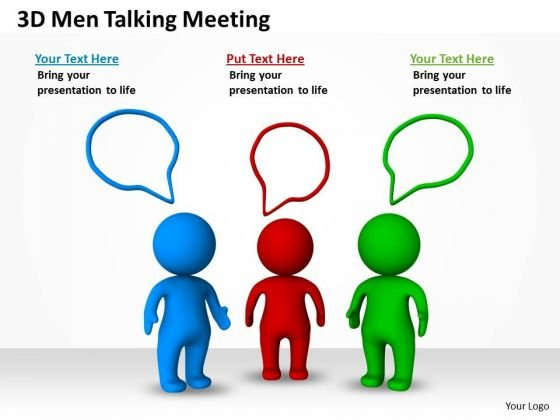 Sample Business PowerPoint Presentation Meeting Templates Ppt Backgrounds For Slides