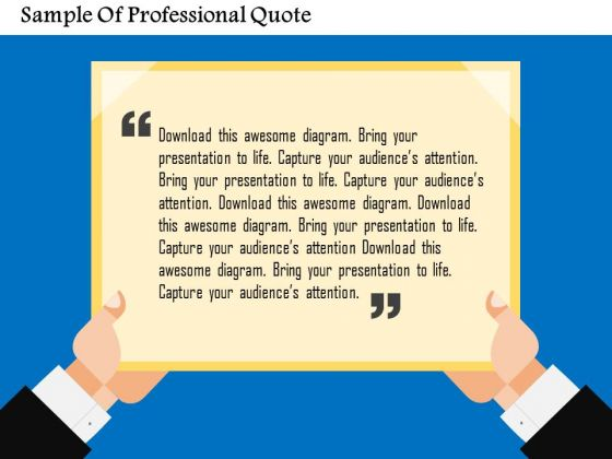quote powerpoint templates slides and graphics