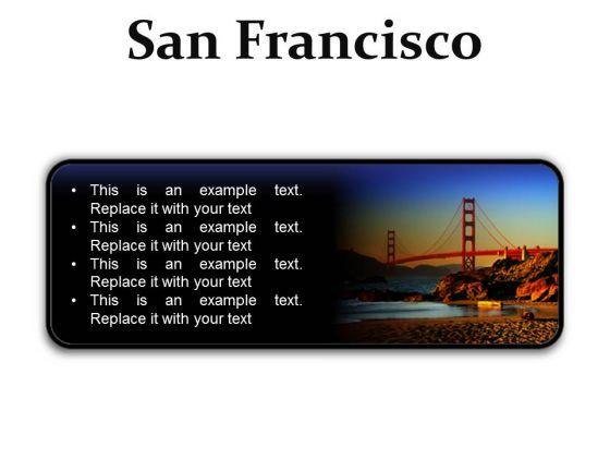 San Francisco Beach PowerPoint Presentation Slides R