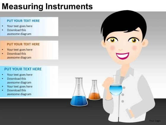 science experiment teacher education powerpoint templates ppt, Powerpoint templates