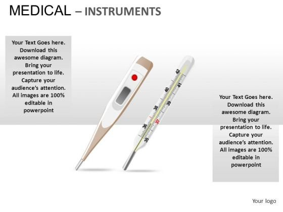 Science Medical Instrument PowerPoint Slides And Ppt Diagram Templates