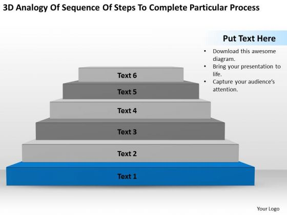 Sequence Steps To Complete Particular Process Ppt Internet Business Plan PowerPoint Slides
