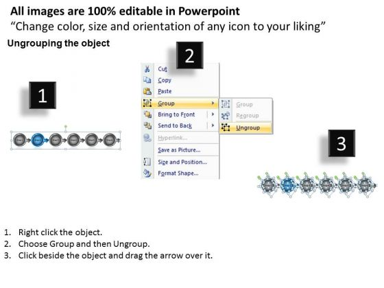 sequential_description_using_circular_arrows_business_process_modeling_powerpoint_templates_2 - Process Modeling Ppt