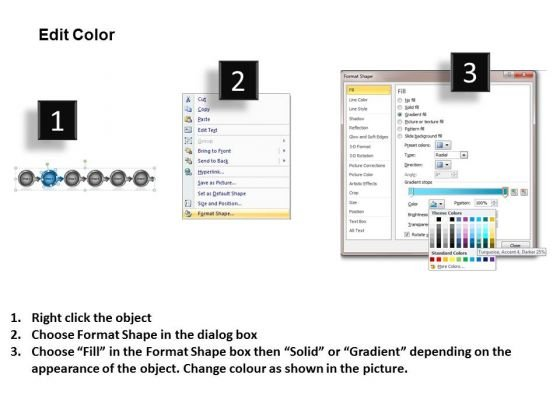 sequential_description_using_circular_arrows_business_process_modeling_powerpoint_templates_3 - Process Modeling Ppt
