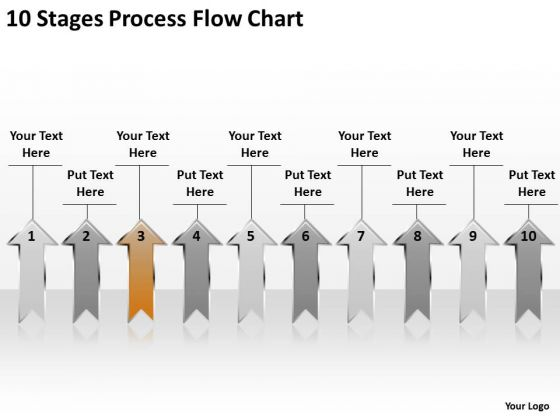 Serial And Parallel Processing Flow Chart PowerPoint Templates Backgrounds For Slides