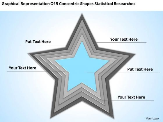 Shapes Statistical Researches Ppt Business Plan Examples For New PowerPoint Slides