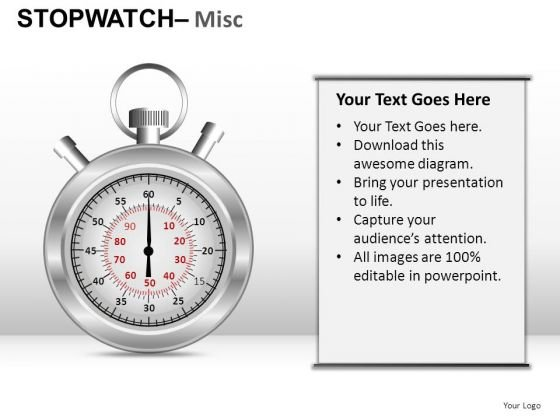 Shapes Stopwatch Misc PowerPoint Slides And Ppt Diagram Templates