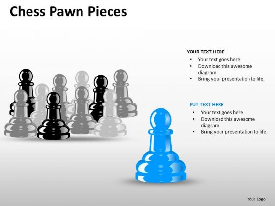 show_team_with_chess_pawn_pieces_powerpoint_slides_and_ppt_diagram_templates_1