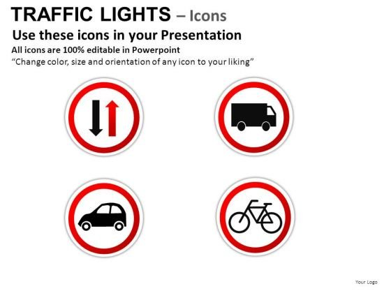 Signpost Traffic Lights PowerPoint Slides And Ppt Diagram Templates