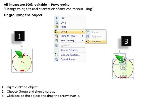 slice_data_with_apples_sliced_powerpoint_slides_and_ppt_diagram_templates_2