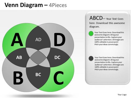 Solution Venn Diagram PowerPoint Slides And Ppt Diagram Templates
