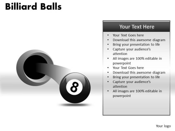 Sport Billiard Balls PowerPoint Slides And Ppt Diagram Templates
