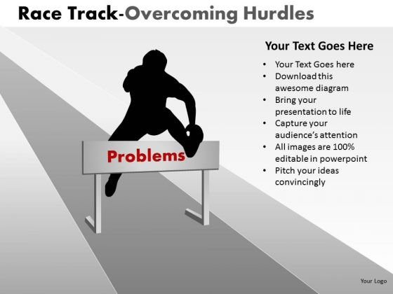 Sports Success Race Person Running PowerPoint Slides And Ppt Diagram Templates