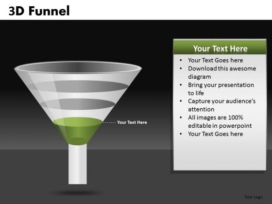 Stage 1 Funnel Diagram PowerPoint Slides And Ppt Templates
