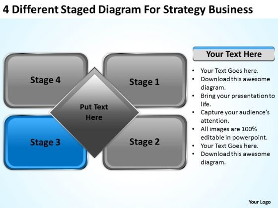 Staged Diagram For Strategy Business Ppt Plan Downloads PowerPoint Templates