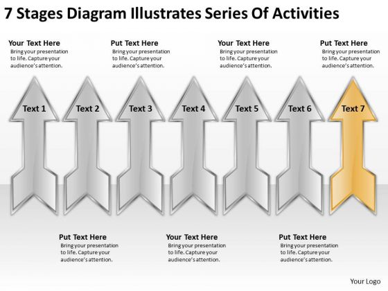 Stages Diagram Illustrates Series Of Activities Business Financial Planning PowerPoint Slides
