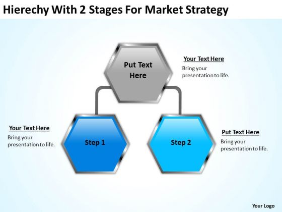 Stages For Market Strategy Ppt Sample Mission Statements Business Plan PowerPoint Templates