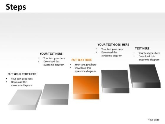 Staircase PowerPoint Slides And Ppt Diagram Templates