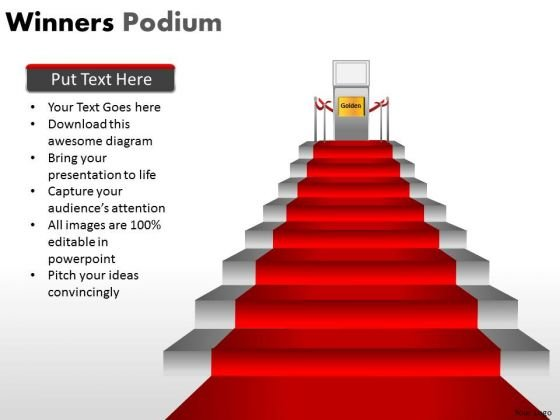 Stairs To Success PowerPoint Slides And Steps To Success Ppt Templates