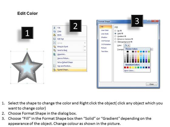 star_shaped_interconnected_6_factors_ppt_how_do_business_plan_powerpoint_templates_3