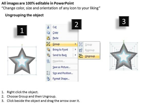 star_shaped_interconnected_6_factors_ppt_making_business_plan_template_powerpoint_templates_2