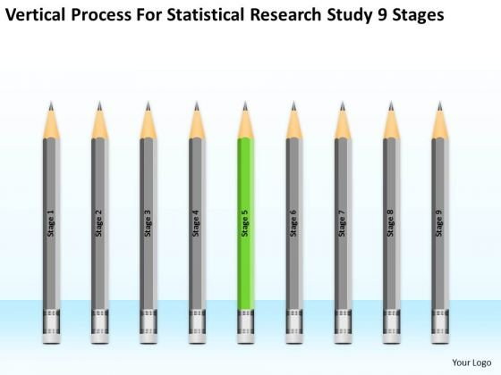 Statisctical Research Study 9 Stages Ppt Cell Phone Business Plans PowerPoint Templates