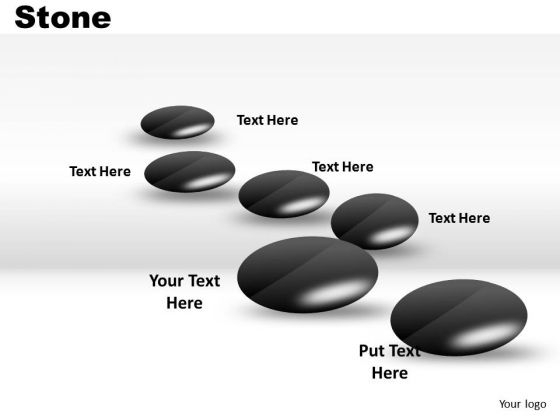Stepping Stones To Success PowerPoint Slides And Ppt Diagram Templates