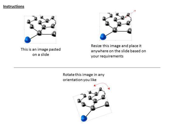 stock_photo_3d_blue_ball_leading_black_balls_for_leadership_powerpoint_slide_2