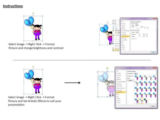 stock_photo_3d_cute_girl_with_balloons_happiness_powerpoint_slide_3