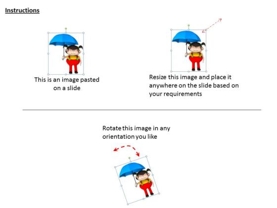 stock_photo_3d_cute_girl_with_umbrella_powerpoint_slide_2